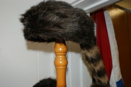 Davey Crockett Hat
