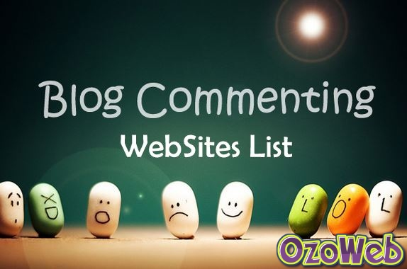 dofollow blog commenting site