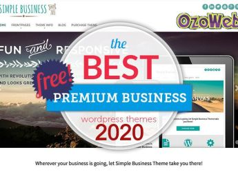 Free Download Premium wordpress themes Free