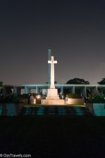 ANZAC Day, 2017 ANZAC Day Dawn Service, Kranji War Memorial, Singapore