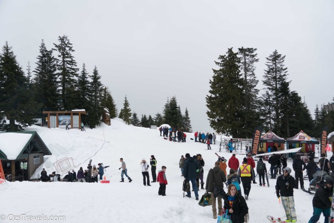Grouse Mountain, Vancouver, North America 2017