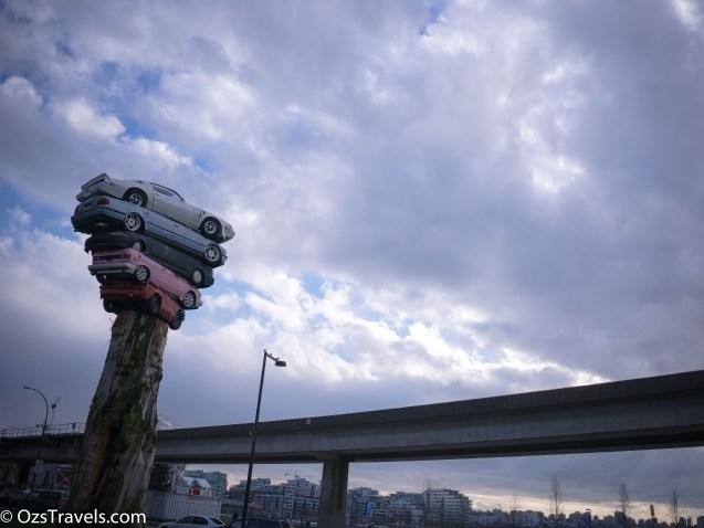 Vancouver, Trans Am Totem