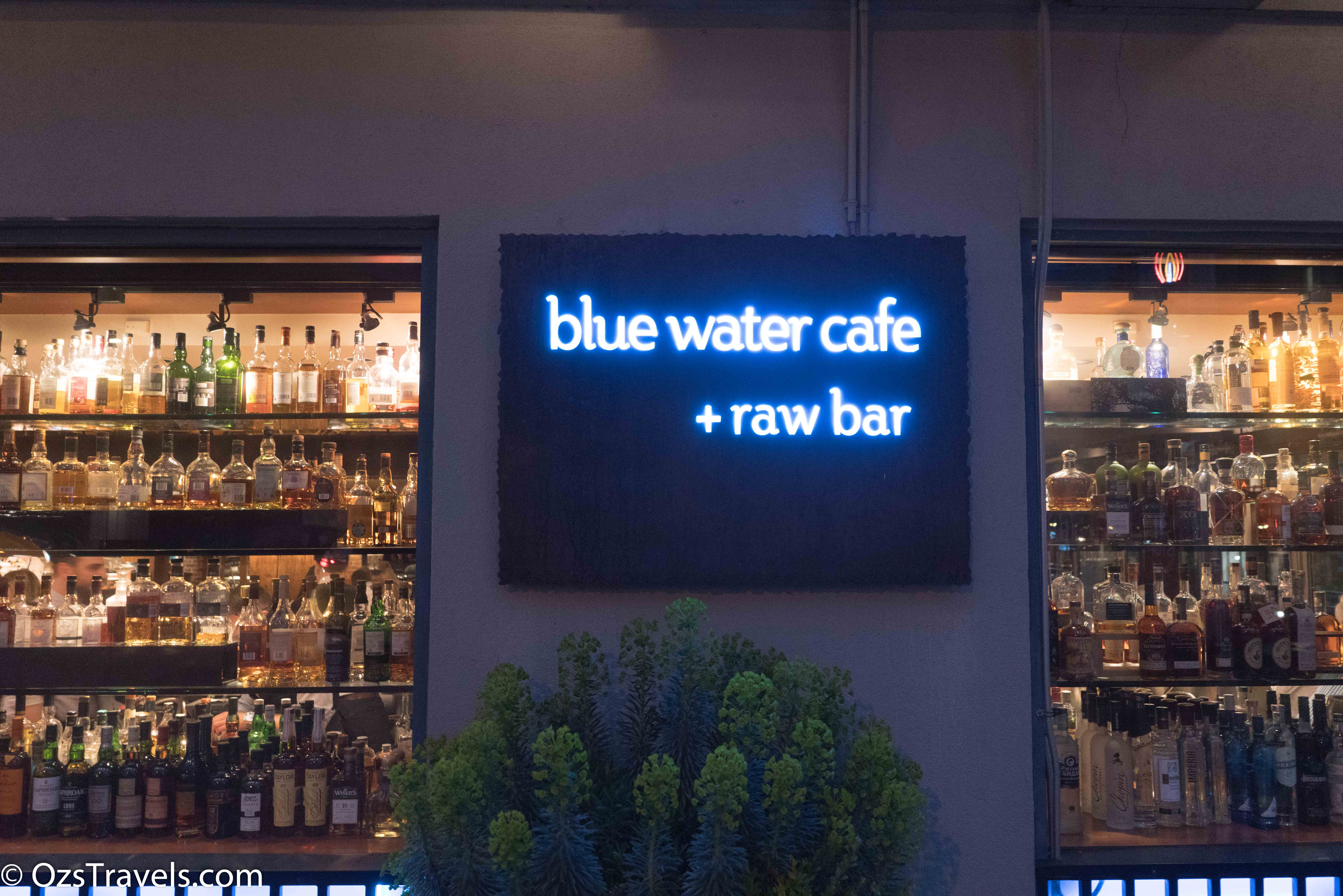 Blue Water Cafe Vancouver