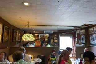 Cisco's Restaurant Bakery, Austin Texas, Mexican Restaurant