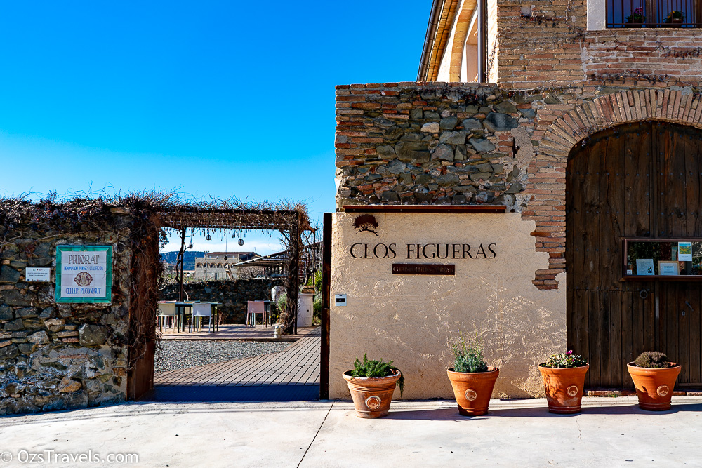 Clos Figueras Priorat Spain