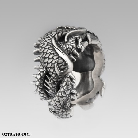 Dragon Ring Rings By Boozebird Online Boutique Oz