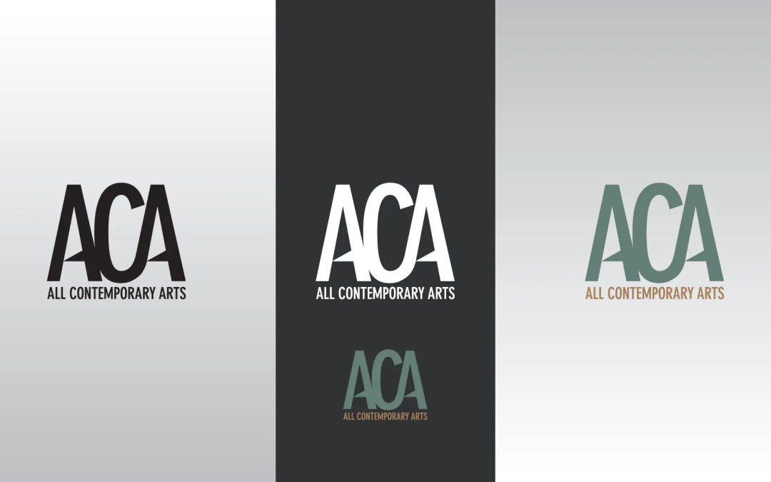 Calgary Logo Design - All Contemporary Arts