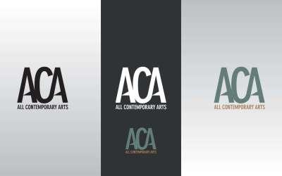 All Contemporary Arts – Logo Design