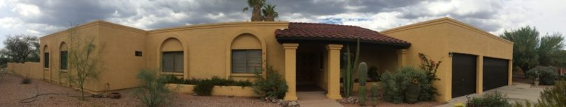 Beautiful home off Catalina Highway in Tucson, AZ, Philabaum Professional Painting