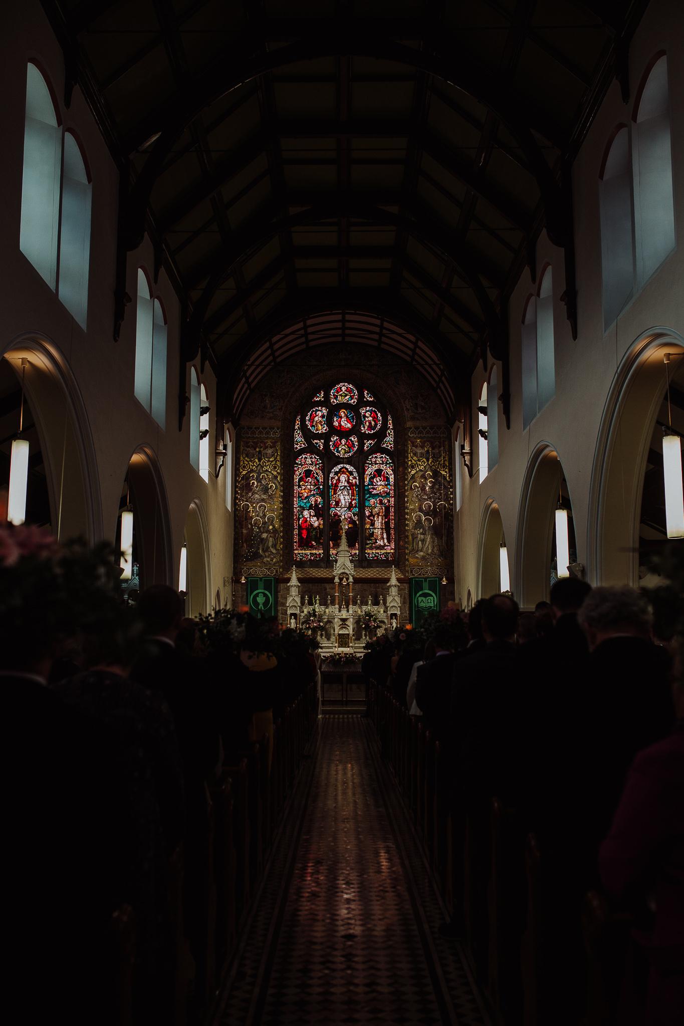 galway wedding claddagh church