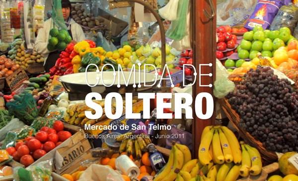 Comida de Soltero 1 (Mercado de San Telmo)