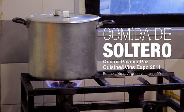 Comida de Soltero 2 (Cocina Palacio Paz)