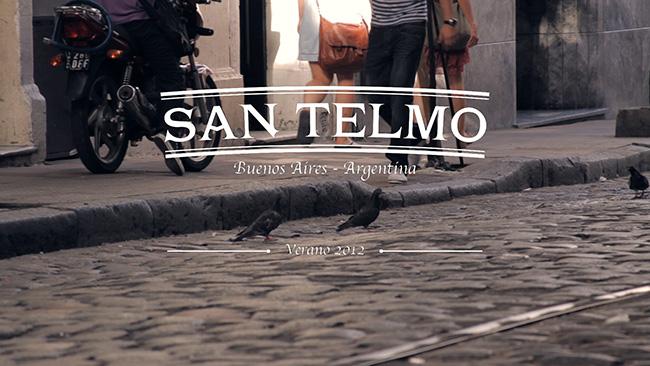 San Telmo – Verano 2012
