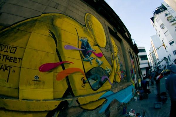 Street Arte BA – Punto de InfleXión
