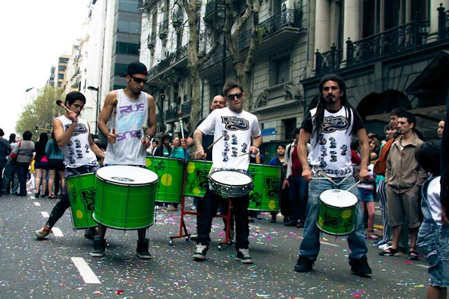 Buenos Aires Celebra Brasil