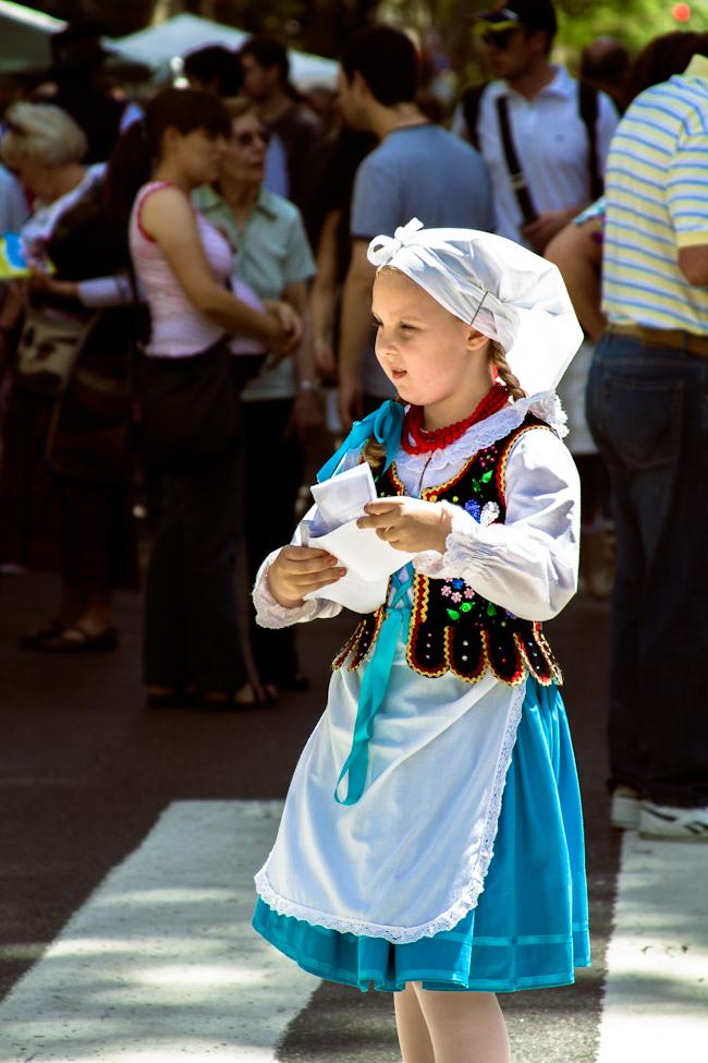 Buenos Aires celebra Polonia