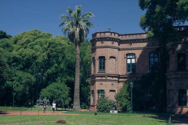 Paseo Jardín Botánico