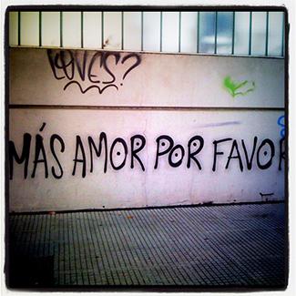 Más amor por favor!