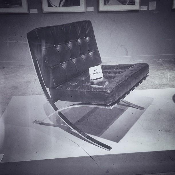 No tocar, Bauhaus