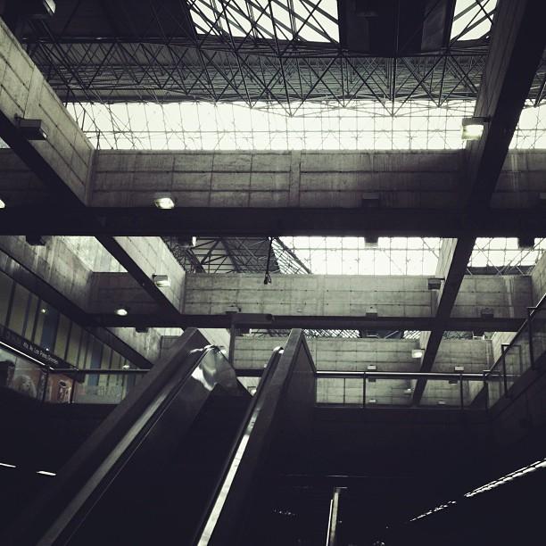 Estación.