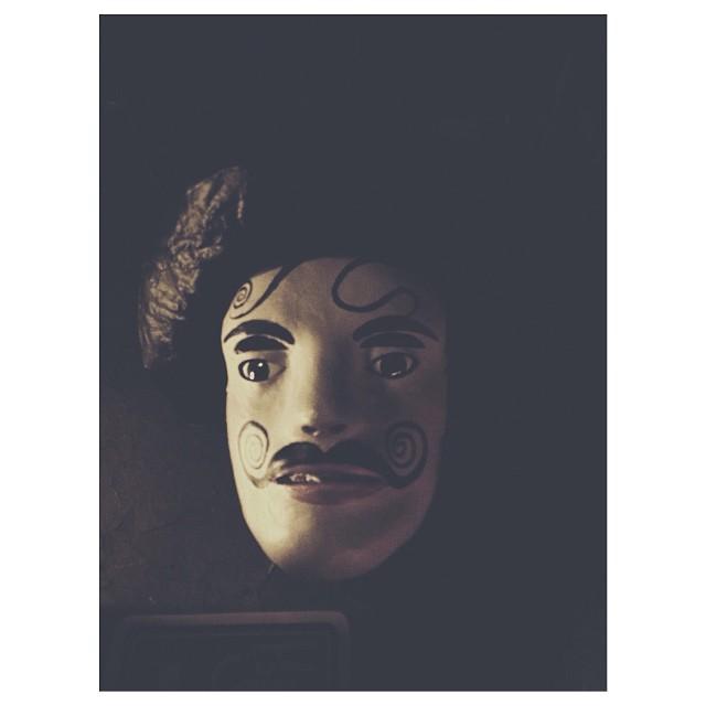 Máscara de Mezcal