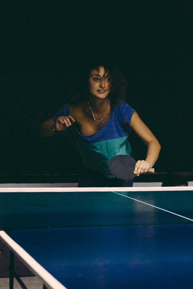 Carlota ping pong
