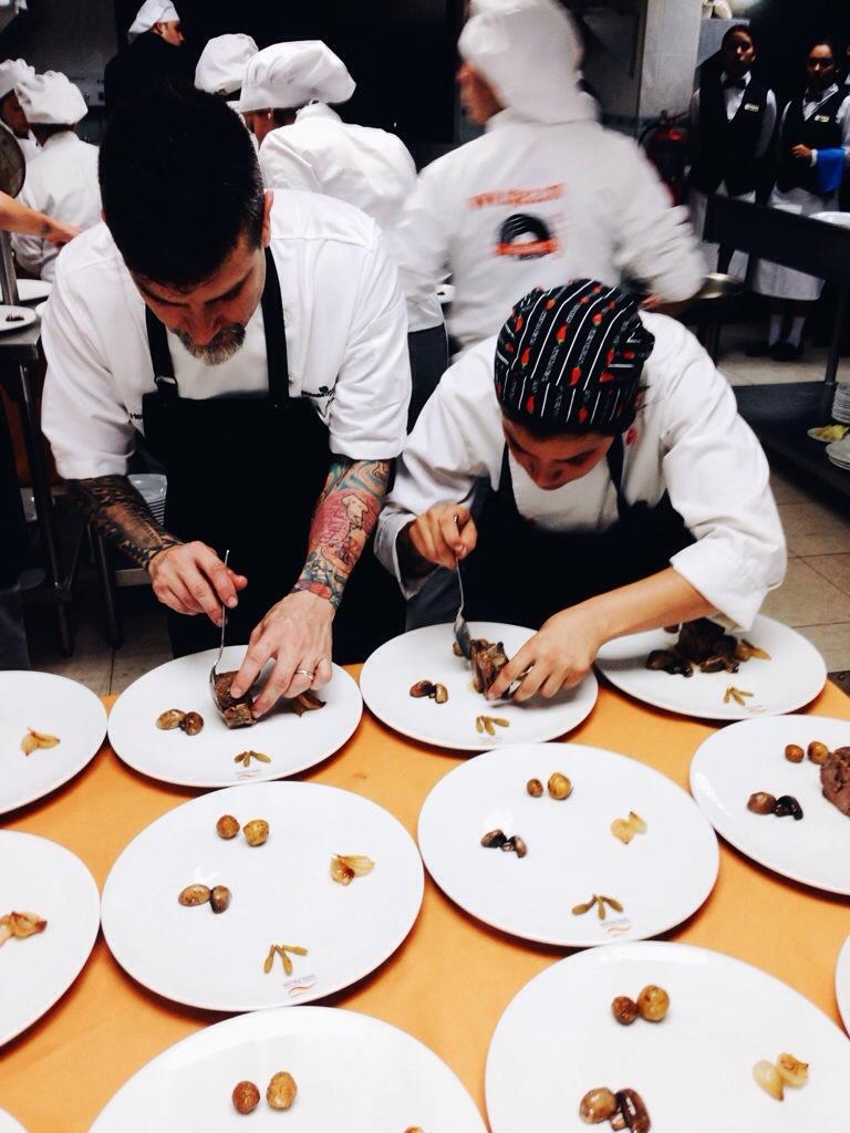 Las Cenas de Venezuela Gastronómica desde el Móvil
