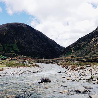 El último río de Gavidia