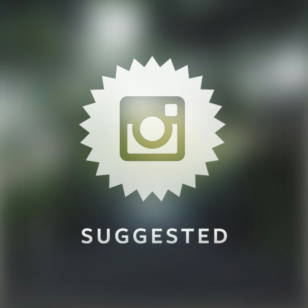 Instagram Suggested User Feature