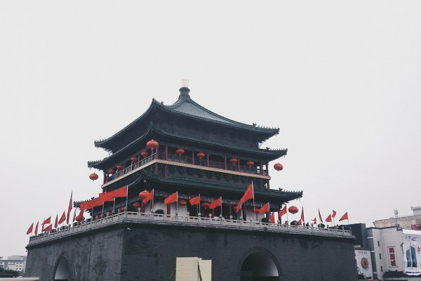 Xi'an 西安 Streets