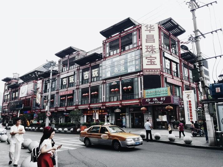 Shanghai Streets 上海市- Part I