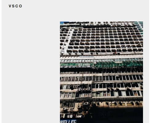 Mong Kok 旺角 Curated Search Result VSCO