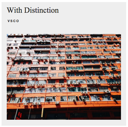 Yau Ma Tei 油麻地 Curated Search Result VSCO