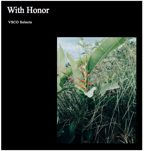 Plátano – With Honor