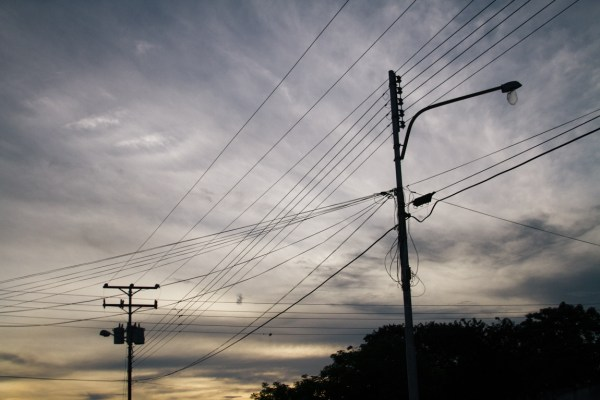 My Week in Pictures – Electric Lines
