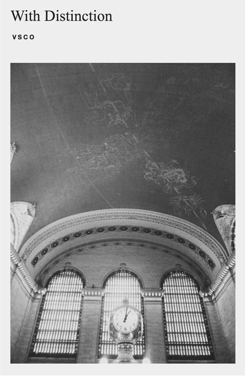 VSCO Grand Central
