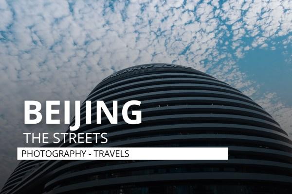 Streets of Beijing 2018