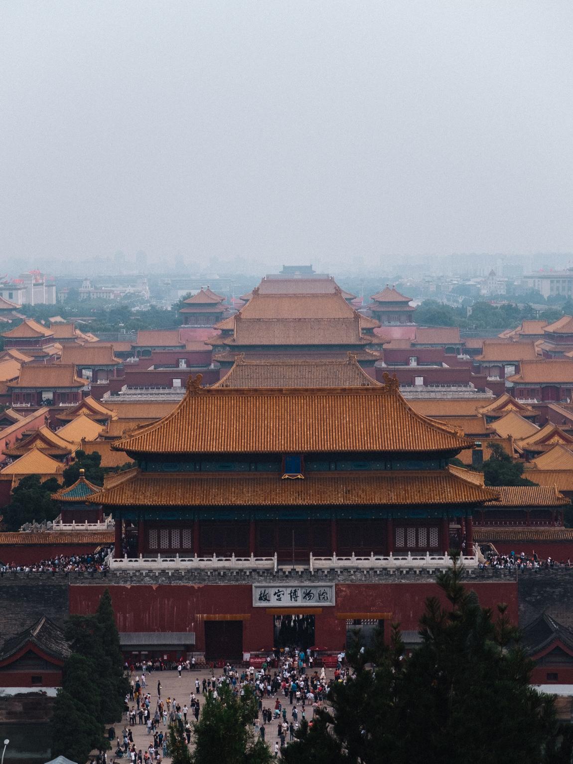 Temples of Beijing 2018