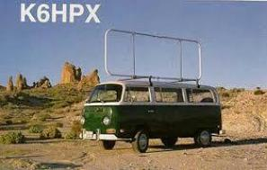 VW bus loop