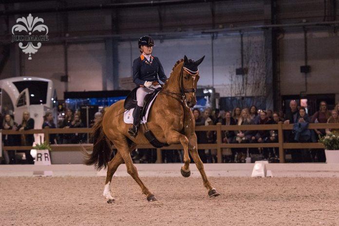 Winst voor Jeanine Nieuwenhuis in de Grand Prix U25