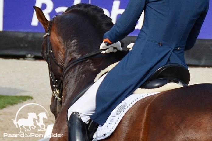 Dressuur. Foto: Tabitha de Bie - Paard & Ponygids