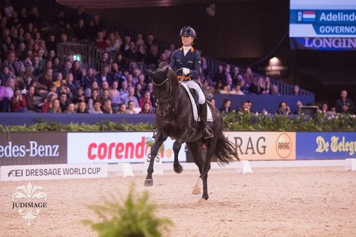 Cornelissen en Governor-STR pakken winst in Prix St. Georges