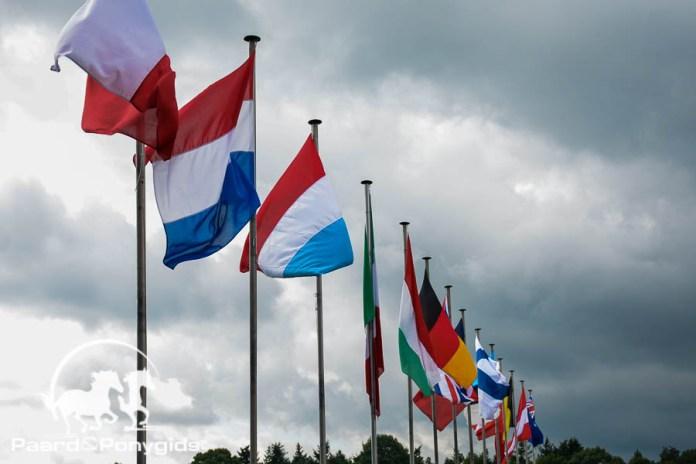 Dressuurteams Nations Cup Compiègne en Uggerhalne bekend