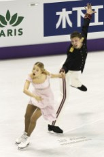Ekaterina BOBROVA , Dmitri SOLOVIEV (RUS)