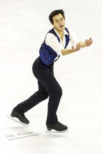 Patrick CHAN (CAN) Kür