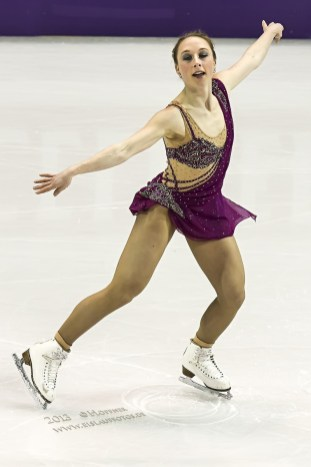 Natalie WEINZIERL (GER) Kür