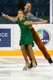Nelli ZHIGANSHINA , Alexander GAZSI GER FD ONT 2013