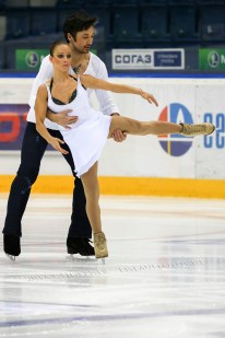 Olga BESTANDIGOVA, Ilhan MANSIZ TUR KP ONT 2013