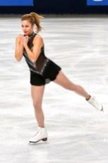 Ashley WAGNER USA Short
