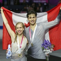 Kaitlyn WEAVER , Andrew POJE (CAN)